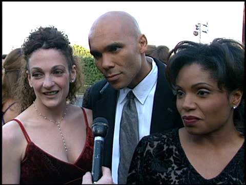 real andrews at the soap opera digest awards entrances at universal studios in universal city, california on february 26, 1999. - soap opera stock videos & royalty-free footage