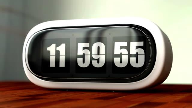 Real flip clock HD in 30fps!