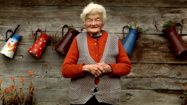 real people senior woman - only senior women stock videos & royalty-free footage