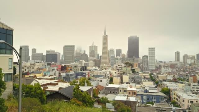 Vídeo en tiempo real de la ciudad de San Francisco