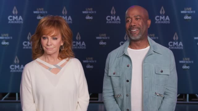 TN: The 54th Annual CMA Awards Rehearsals - Day 1
