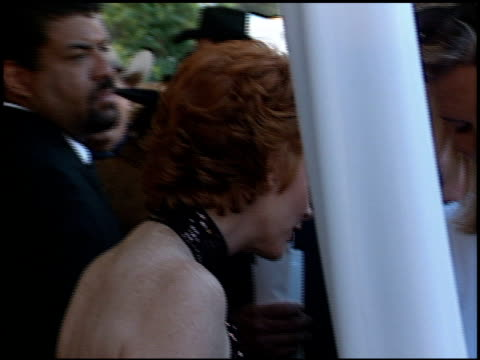 reba mcentire at the 2002 academy of country music awards on may 22 2002 - academy of country music awards stock videos & royalty-free footage
