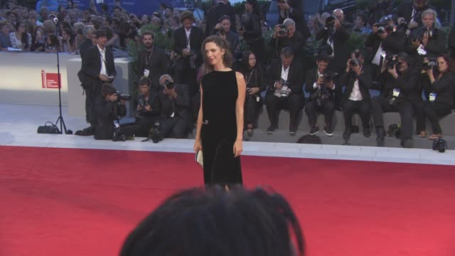 Rebecca Hall at 'Three Billboards Outside Ebbing Missouri' Red Carpet 74th Venice International Film Festival at Palazzo del Cinema on September 04...