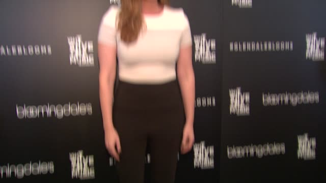 rebecca mader at bloomingdale's celebrates glendale opening to benefit vh1 save the music foundation 11/06/13 - vh1 stock videos & royalty-free footage