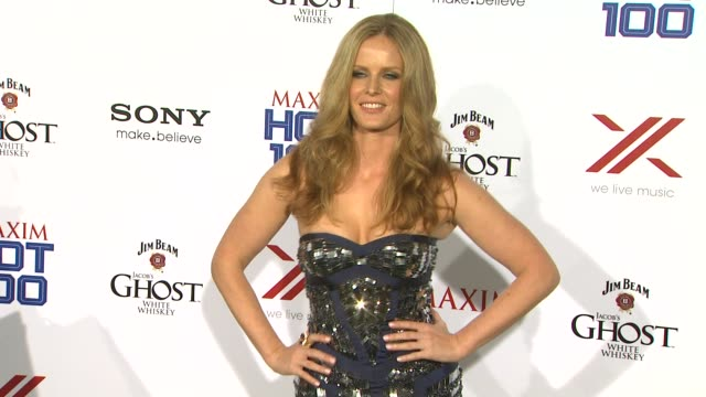 rebecca mader at the the 2013 maxim hot 100 rebecca mader at the the 2013 maxim hot 100 at create on may 15, 2013 in hollywood, california - 2013 stock videos & royalty-free footage