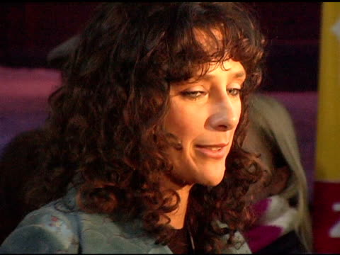 rebecca miller, director/screenwriter at the 2005 sundance film festival 'ballad of jack and rose' premiere at the eccles theatre in park city, utah... - scriptwriter stock videos & royalty-free footage