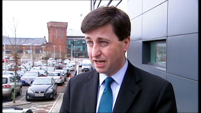 cameron apologises for british evacuation debacle; scotland: douglas alexander mp interview sot - it's not simply that there were technical... - douglas alexander stock videos & royalty-free footage