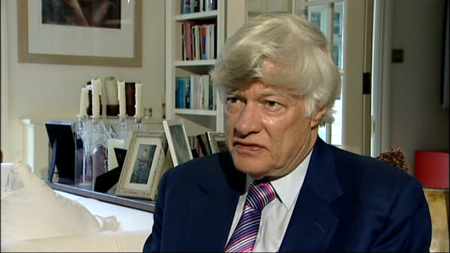 international criminal court requests arrest warrant for colonel gaddafi location unknown yosif shakeir interview sot geoffrey robertson qc interview... - international criminal court stock videos and b-roll footage