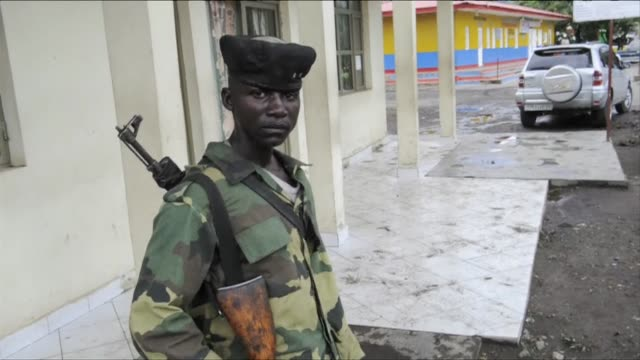 Rebels in the Democratic Republic of Congo on Tuesday claimed control of the main town of Goma and its airport in the mineral rich east as President...
