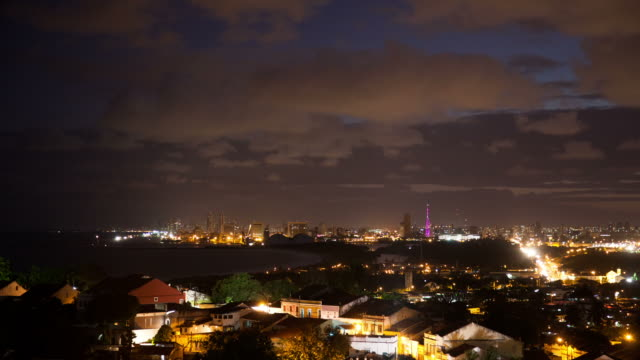 time lapse: recife brasil - recife stock videos and b-roll footage