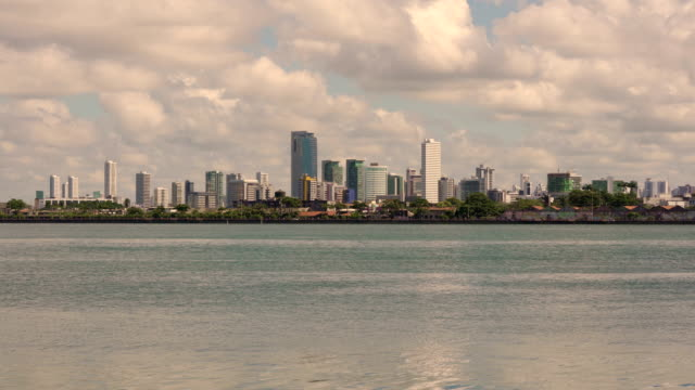 recife city - recife stock videos and b-roll footage