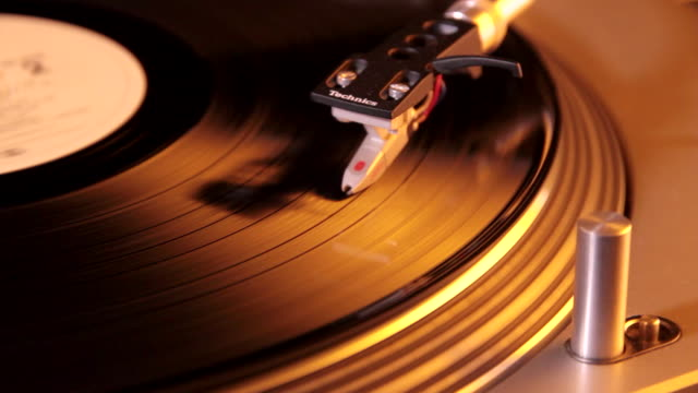 record player playing at discotheque - scratched stock videos & royalty-free footage