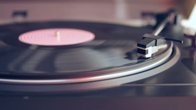 record player - deck stock videos & royalty-free footage