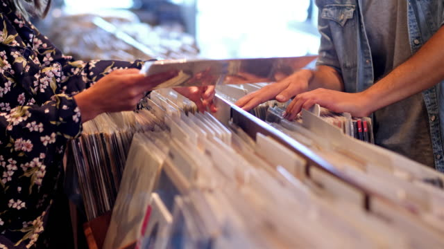 4K: Record store