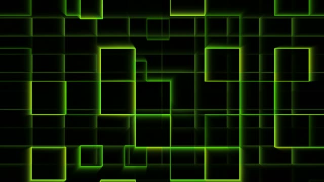 rectangle green loopable - perpetual motion stock videos & royalty-free footage