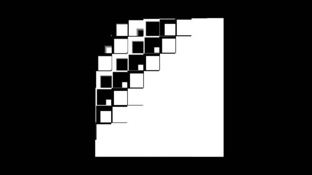 vídeos de stock e filmes b-roll de rectangles c - retângulo