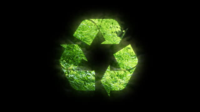 Recycle Mark (loopable)
