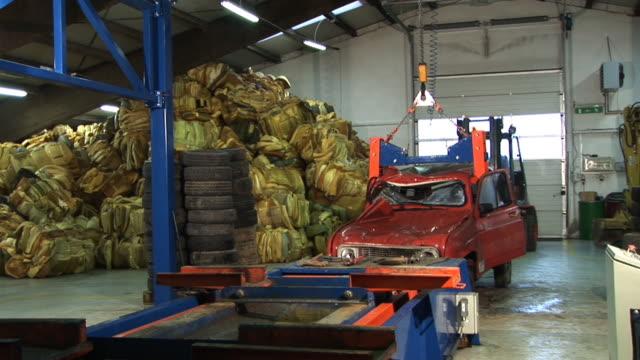 HD: Recycling der Fahrzeuge