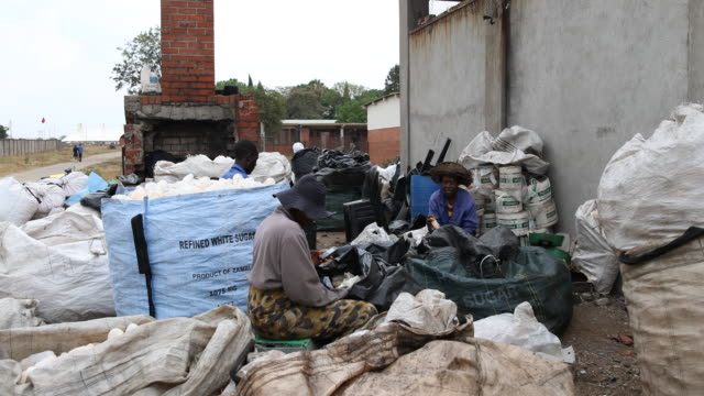 recycling in harare - harare stock videos and b-roll footage