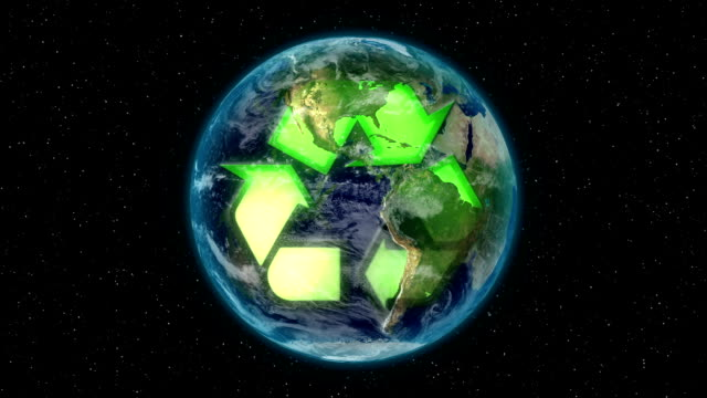 Recycling the world.