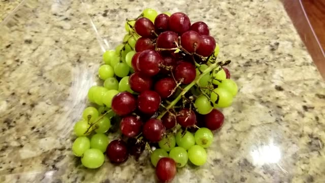 red and green grapes - grape stock videos & royalty-free footage