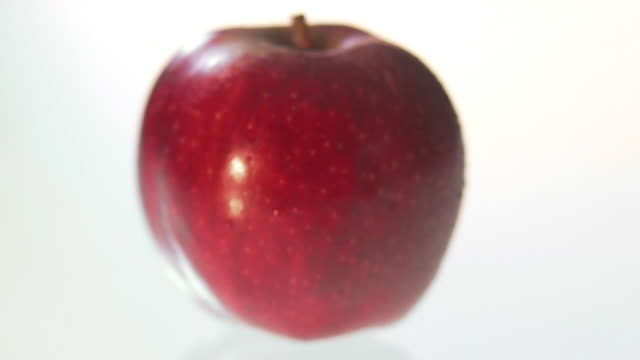 A red apple Sweden.