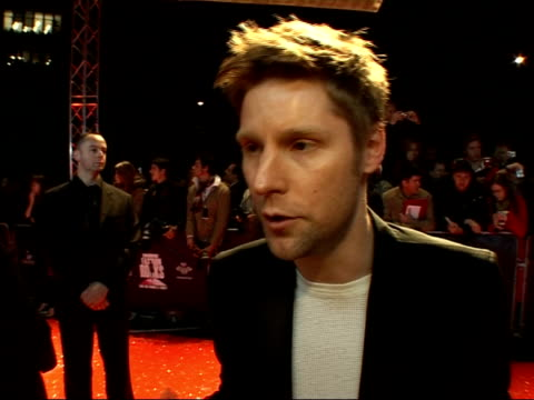 Red carpet arrivals and interviews at Fashion Rocks 2007 Christopher Bailey interview SOT Fashion and rock worlds influence each other / Image...