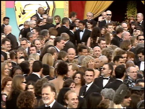 red carpet at the 2005 Academy Awards at the Kodak Theatre in Hollywood California on February 27 2005