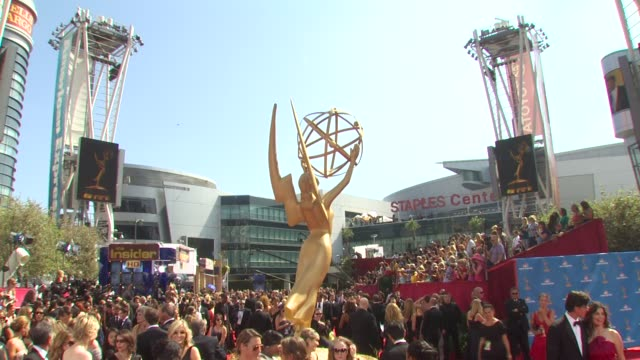 Red Carpet at the 62nd Primetime Emmy Awards Arrivals Part 3 at Los Angeles CA