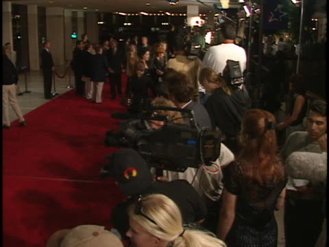 Red Carpet at the One True Thing Premiere at Cineplex Odeon Century City in Century City CA