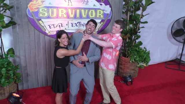 "CA: Red Carpet Event For CBS' ""Survivor"" Finale"