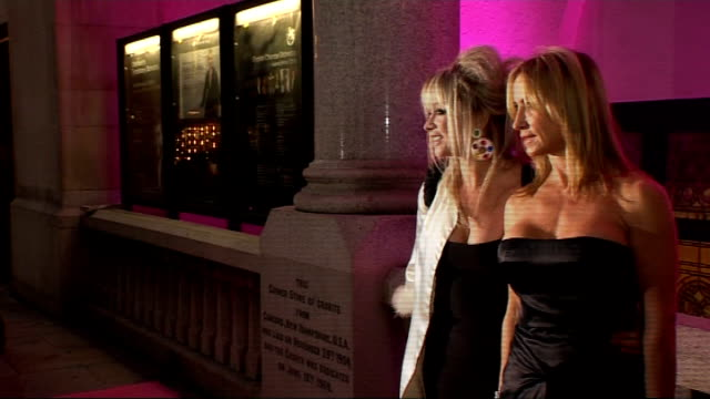 Red carpet interview at the 2010 Inspiration Awards Nick Knowles posing with unidentified woman / Carol Harrison posing on red carpet Carol Harrison...