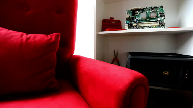 red chair in private school - compound interest stock videos and b-roll footage