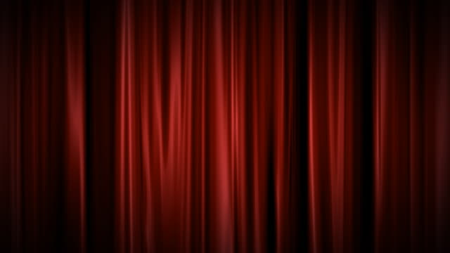red curtain background - curtain stock videos & royalty-free footage