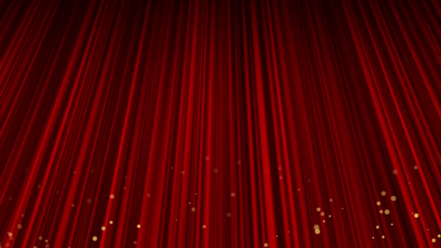 red curtain - circus stock videos & royalty-free footage