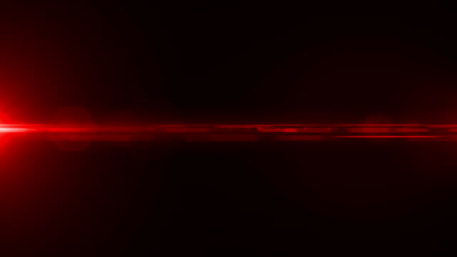 red elegant abstract optical effect background, optical flares animation. - laser stock videos & royalty-free footage