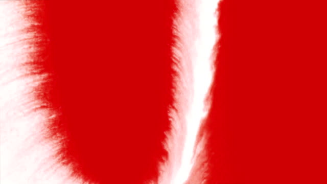 Red Fluid wipe