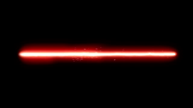 red laser beam - laser stock videos & royalty-free footage