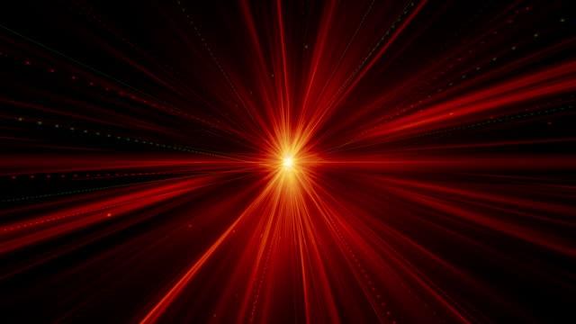 vídeos de stock e filmes b-roll de laser vermelha - laser