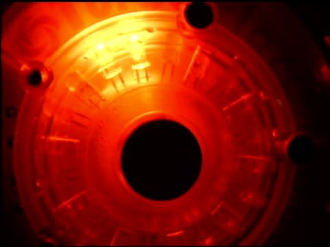 red light flashing - informationsskylt bildbanksvideor och videomaterial från bakom kulisserna