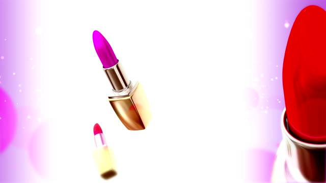 red lipstick - red lipstick stock videos & royalty-free footage