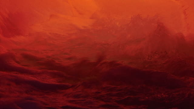 Rote Flüssigkeit Hintergrund: Wein, Wasser und Blut?