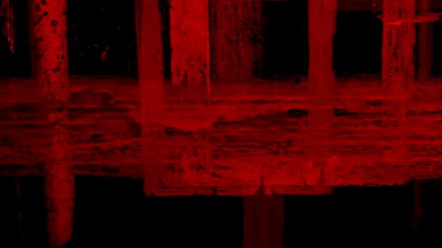 FRAMES BACKGROUND : red - LOOP