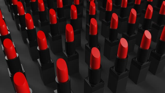 Red Loopable Lipsticks