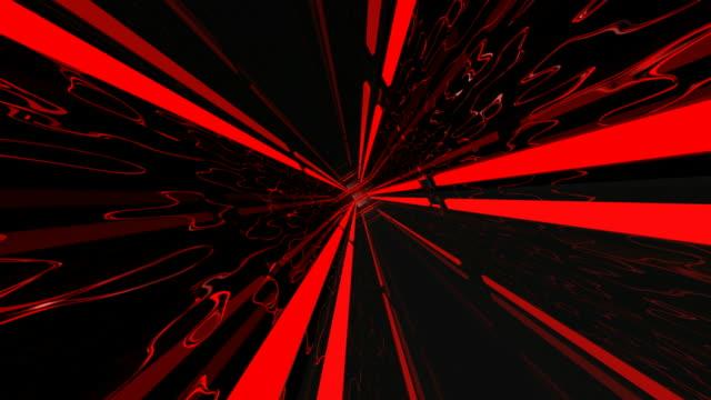 red neon floor