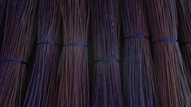 vídeos de stock e filmes b-roll de red osier in serrania de cuenca, cuenca, castilla - la mancha, spain, europe - cornus