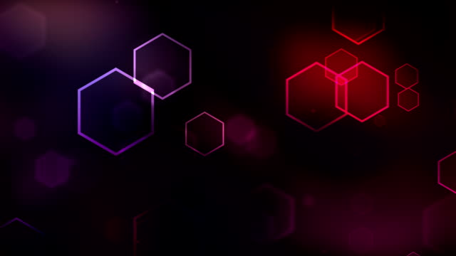 Red Purple Dark Particular Backgrounds Loopable