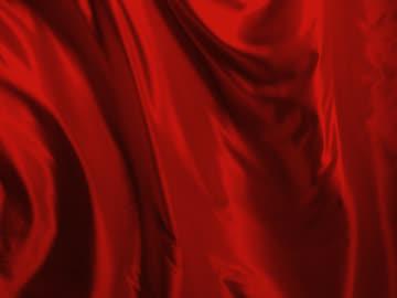 red silk sheet blowing - 絹点の映像素材/bロール