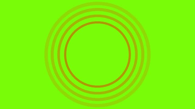 4k red sonar circle loopable with green screen - map stock videos & royalty-free footage