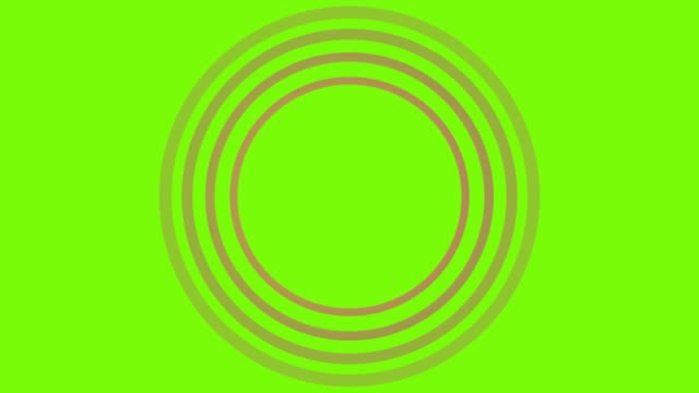 4k red sonar circle loopable with green screen - 2015 stock videos & royalty-free footage